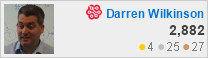 profile for darrenjw at Raspberry Pi