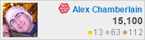 profile for Alex Chamberlain at Raspberry Pi